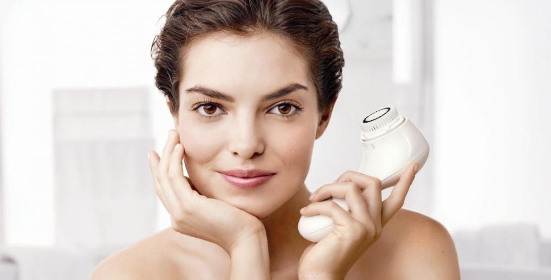 Brosse nettoyante pour visage - image