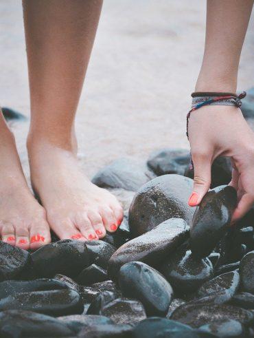 Beaux pieds