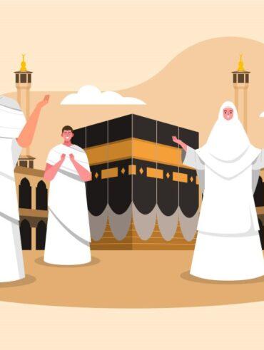 Avec qui une femme peut aller à la Mecque